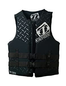 JetPilot Neoprene Cause Neo Vest (Black, Small)