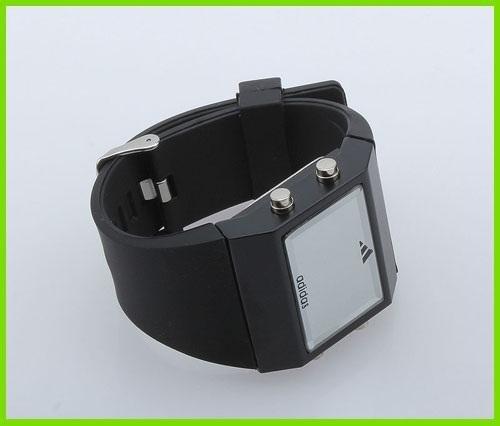 Adidas Digital LED Display Sport Wrist Watch Wristwatch