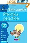 Phonics: Age 5-7 (Collins Easy Learni...