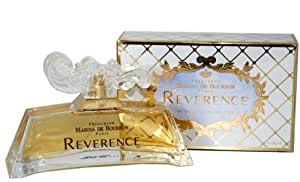 Marina De Bourbon Reverence Eau-de-Parfume Spray, 3.3-Ounce