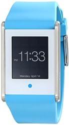 Phosphor Unisex TT05 Touch Time Digital Display Quartz Blue Watch