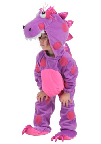 Baby Girls' Teagan The Dragon Costume