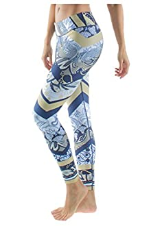 WITH Women's Leggings Paisley
