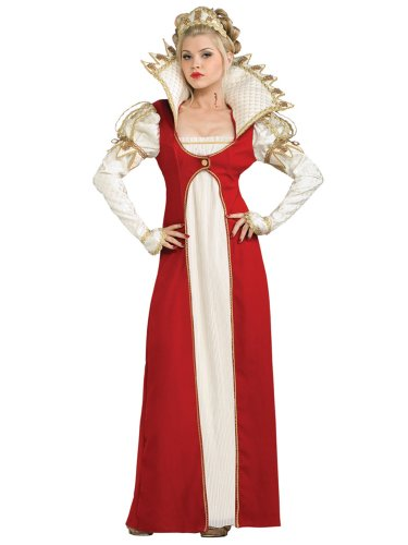 Sexy Vampire Gown Vampiress Theatre Costumes White Red Dress