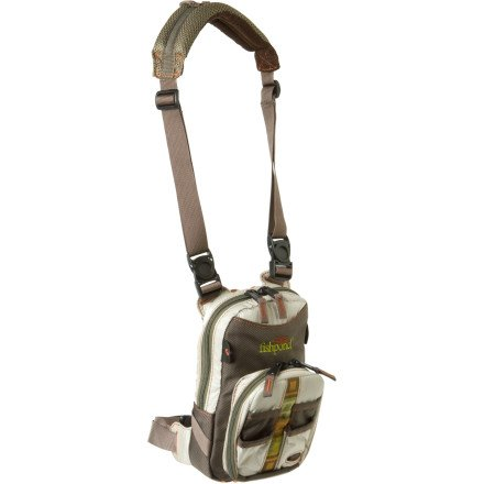 Chest packs for fly fishing images for Fly fishing packs