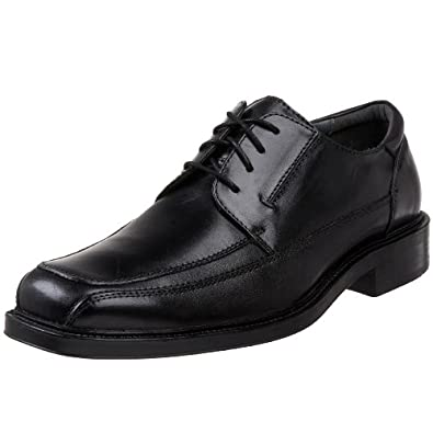 Dockers Men's Perspective Moc Run Off Toe Oxford,Black,7 M US