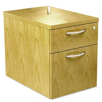 Sedinaag Series Hanging Box/File Pedestal, 15-3/8W X 22D X 19H, Maple By Alera (Catalog Category: Furniture & Accessories / File Cabinets)