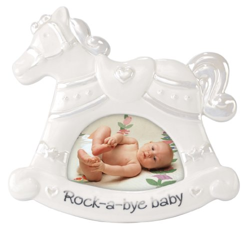 Baby Girl Rocking Horse back-620521
