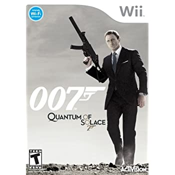 Set A Shopping Price Drop Alert For James Bond 007: Quantum of Solace