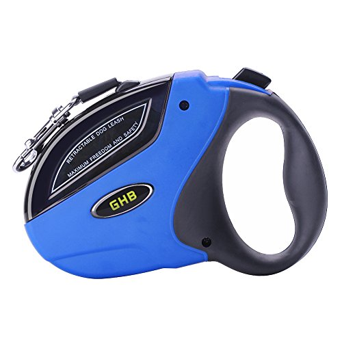 ghb-dog-leads-retractable-extendable-dog-lead-5m-for-50kg-dogs-blue