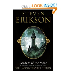 Gardens Of The Moon 10th Anniversary Limited Edition The Malazan Book Of The Fallen Amazon