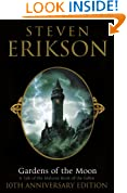 Gardens Of The Moon: 10th Anniversary Limited Edition (The Malazan Book Of The Fallen)