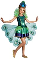 Peacock Costume, Small