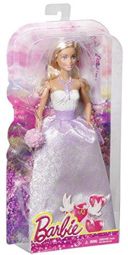 Mattel-Barbie-DHC35-Modepuppen-Braut-Barbie