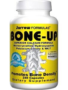 Jarrow Formulas - Bone Up Hydroxyapatite Calcium, 240 capsules