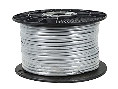Monoprice 100952 4 Conductor 28AWG Stranded Bulk Phone Cable from Monoprice Inc.