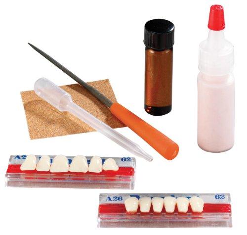 doc denture repair kit instructions
