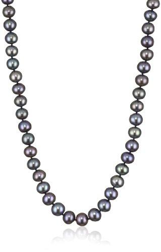 Bella Pearl Shinny Necklace