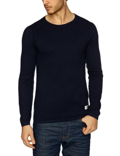 Cottonfield Coran Men's Jumper Work Blue XX-Large