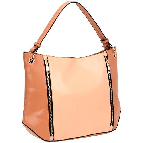 fash-dual-color-block-womens-hobo-handbag-camel