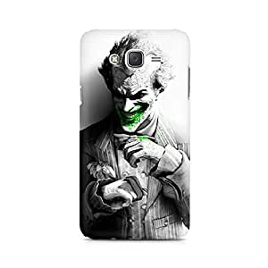 Ebby Arkham City Joker Premium Printed Case For Samsung J5