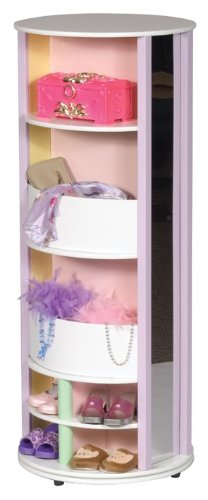 Guidecraft Dress-up Carousel Pastel