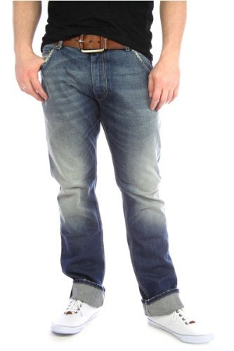 Diesel Krooley Men´s Jeans slim carrot dark blue 32/32