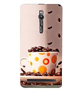 Doyen Creations Printed Back Cover For Asus Zenfone 2