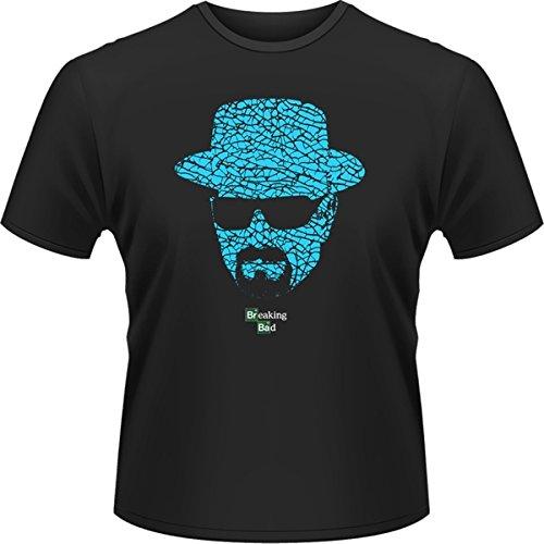 Plastic-Head-Breaking-Bad-Meth-Slab-Camiseta-Hombre