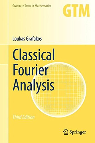 Classical Fourier Analysis (Graduate Texts in Mathematics)