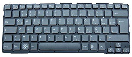 Orig. QWERTZ Tastatur Sony Vaio SVE14A2M6EP SVE14A2M6EP.G4 Series Neu DE Schwarz