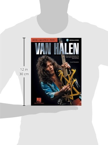 Van Halen: A Step-by-Step Breakdown of the Guitar Styles and Techniques of Eddie Van Halen (Guitar Signature Licks)