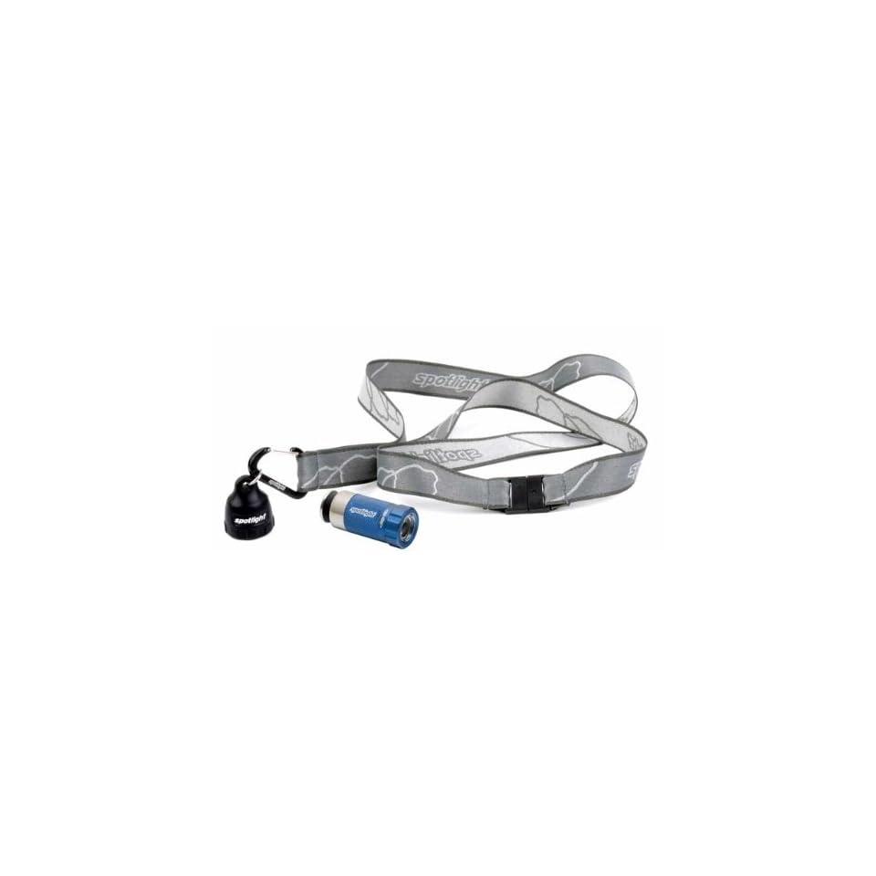 Spotlight 12V Rechargeable LED light (Deluxe Kit)   Blue
