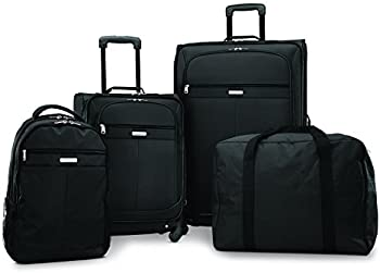 American Tourister Lightweight Four-Piece Spinner Set