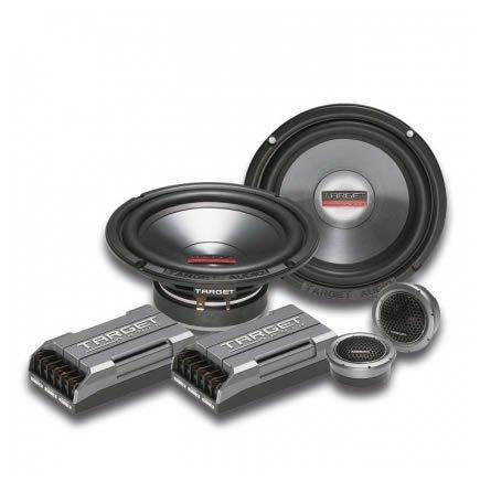 Target Audio TLK 600 Casse per auto 140 W