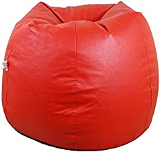 Orka XXL Bean Bag Cover - Red