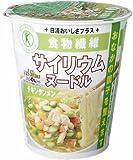 日清 サイリウムヌードルチキンタンメン 50g (3入り) 「特定保健用食品」