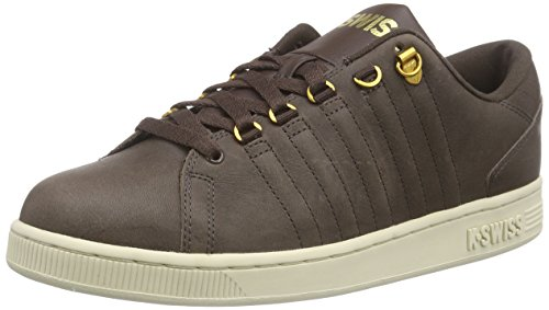 k-swiss-lozan-iii-p-mens-low-top-sneakers-brown-bracken-cloud-cream-298-9-uk-43-eu