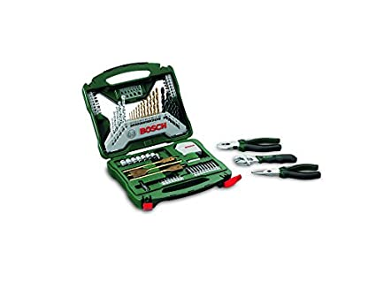 2607017197 Drill bits and Screwdriver set