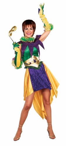 Forum Mardi Gras Miss Costume
