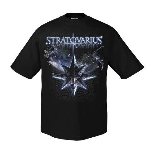 Strato varius earth CRISIS 1953 T-shirt da uomo