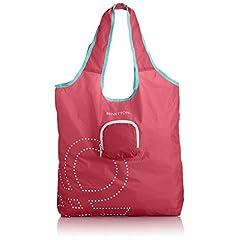 [ベネトン] BENETTON Pocketable Eco Bag 4BE2145J4 Pink 32 (ピンク)