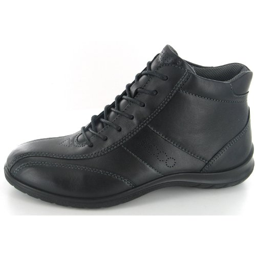 Ladies Ecco Sky Mary Jane - Shoes Black Leather Size 39 EU