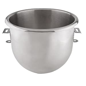 Hobart - 20 Qt Stainless Steel Mixer Bowl