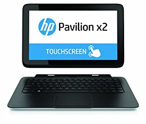 HP Pavilion 13-P120NR 13.3-Inch Detachable 2 in 1 Touchscreen Laptop by hp
