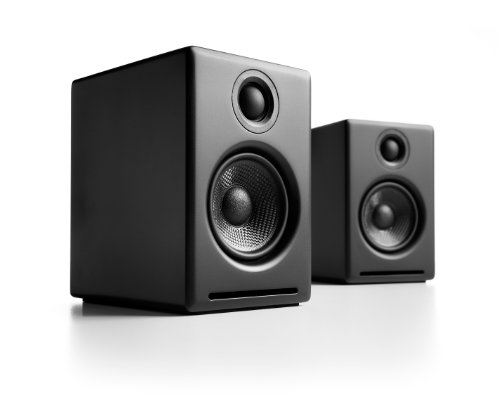 Audio Engine A2+B Powered Speakers (Pair) - Black Black Friday & Cyber Monday 2014
