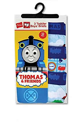Hanes Boy's 3-Pack Thomas and Friends Briefs - tb3253