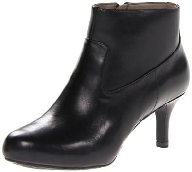 乐步Rockport 2013秋冬 女士时尚真皮踝靴Coach Seven to 7  $62.65