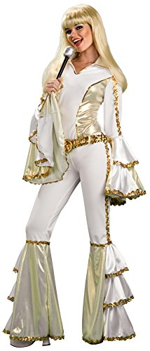 Rubie's Costume Co Women's Adult Disco Queen Costume