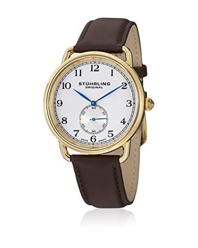 Stuhrling Reloj con movimiento cuarzo suizo Man 207.03  41 mm
